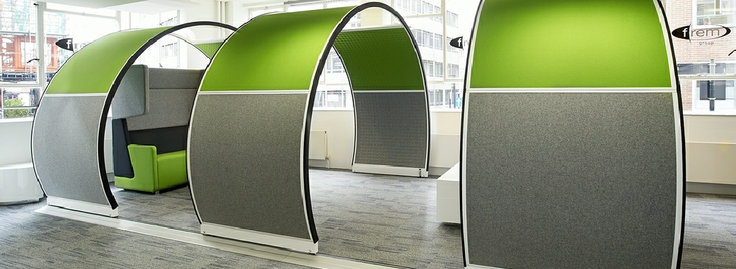 office privacy pods. acoustic office screens | 4.2 metro hubs| meeting pods london privacy pods